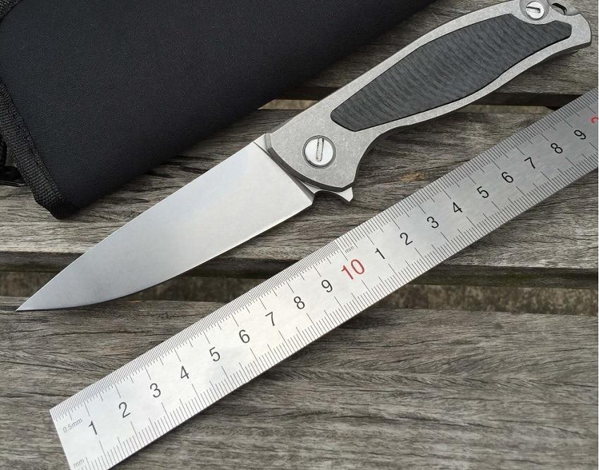 folding knife size