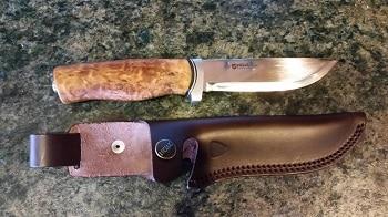 Helle GT Knife