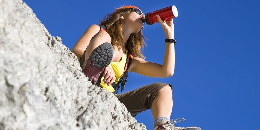 Hiking Drinks for Hydration