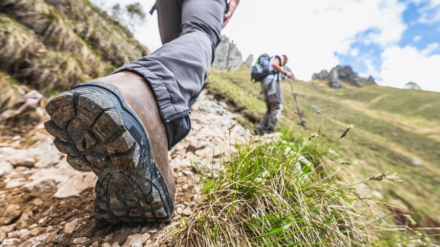 Hiking Foot Gear