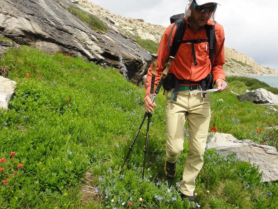 Hiking Protective Pants
