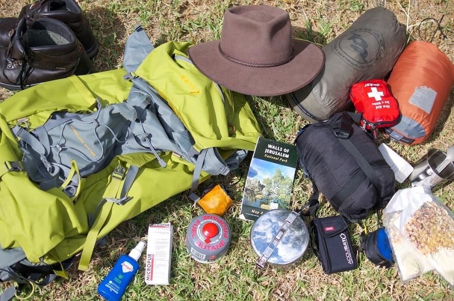 Hiking Sun Protection Gears