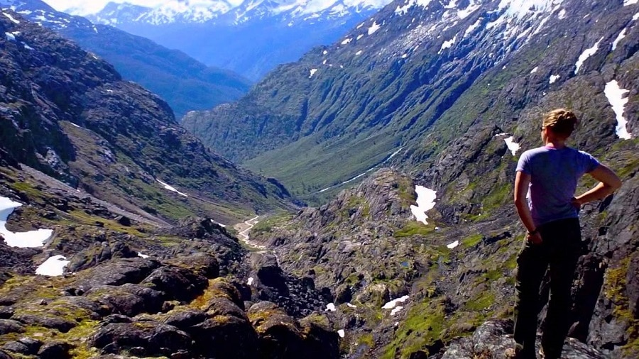 Hiking environment