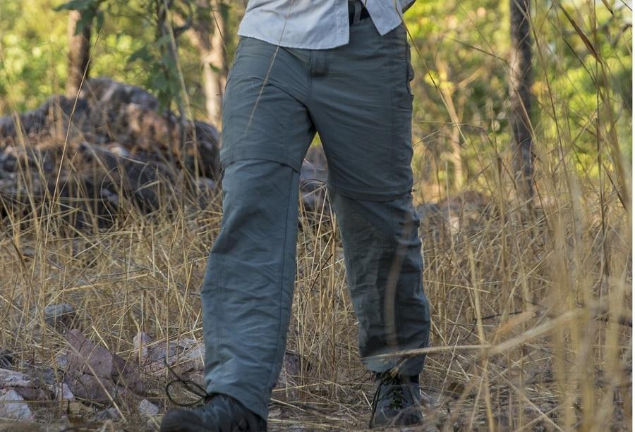 Hiking pants outdoor