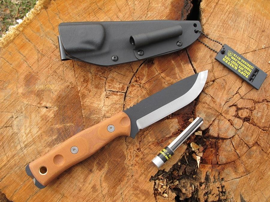 Ideal Bushcraft Knife