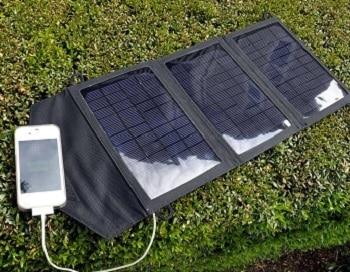 Instapark® Mercury 10M Solar Panel Portable Solar Charger