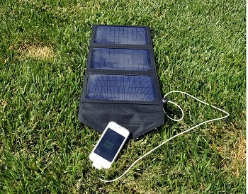 Instapark® Mercury 10M Solar Panel Portable