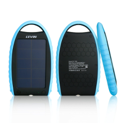 Levin Solar Charger Battery 7000mAh