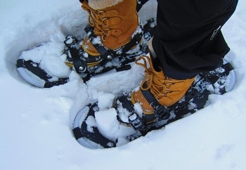 Lucky Bums Youth Snowshoes