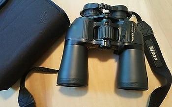 Nikon 7218 Action 10x50 Binoculars