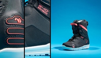 Best Women S Snowboard Boots Of 2018 Reviews Prices Expert S Advice