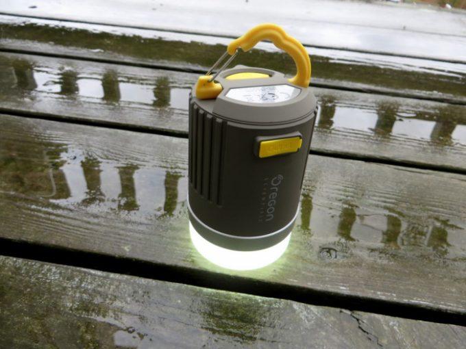 Image showing Oregon Scientific Camping Lantern