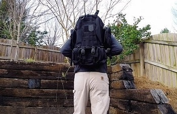 Paratus 3 Day Operator's Pack Military Tactical Backpack