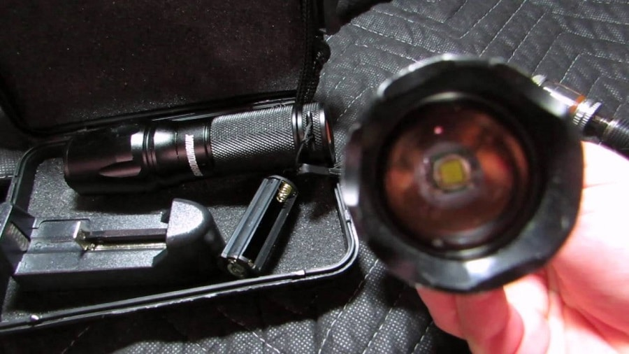 Quality Tactical Flashlight
