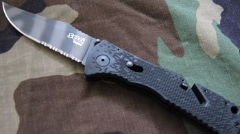 SOG Trident Assisted Folding Knife