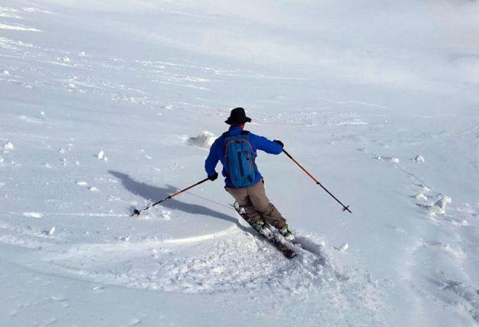 Ski Tails