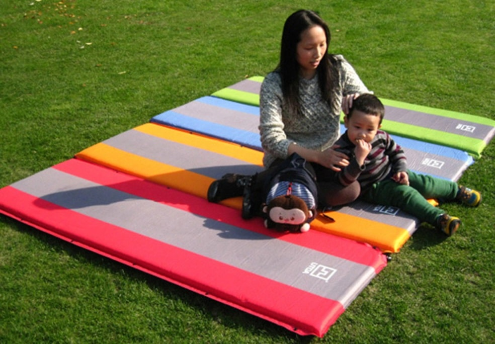 Sleeping mat camping mattress