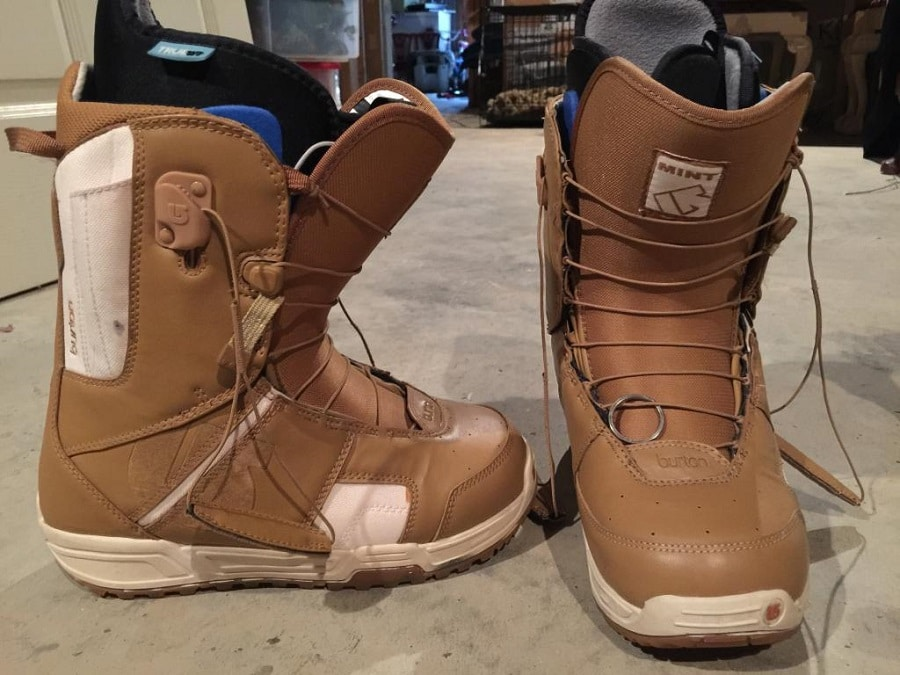 Snowboard womens boot
