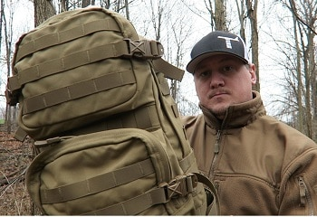 Spec-Ops Brand T.H.E. Pack