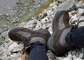Tera Men's Kimtah Mid WP Mesh Hiking Boots