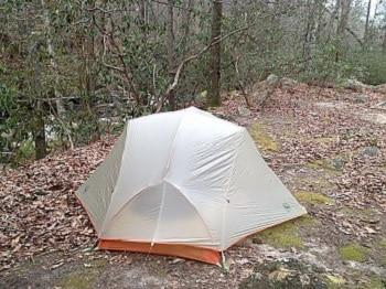The Big Agnes Copper Spur UL2 Tent