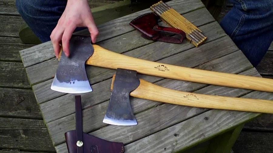 Felling axes