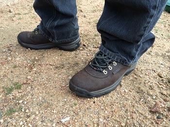 Timberland White Ledg Men's Waterproof Boot