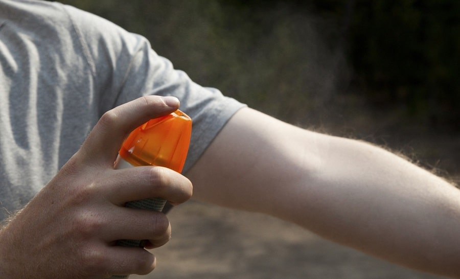 Using Insect Repellents