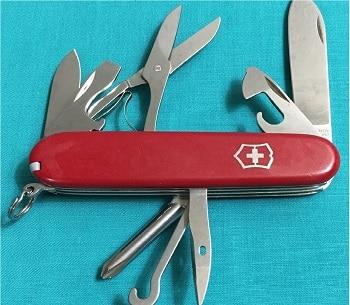 Victorinox Swiss Army Super Tinker Pocket Knife