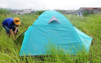Weanas Waterproof Outdoor Camping Tent