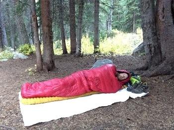 Western Mountaineering Summerlite Sleeping Bag