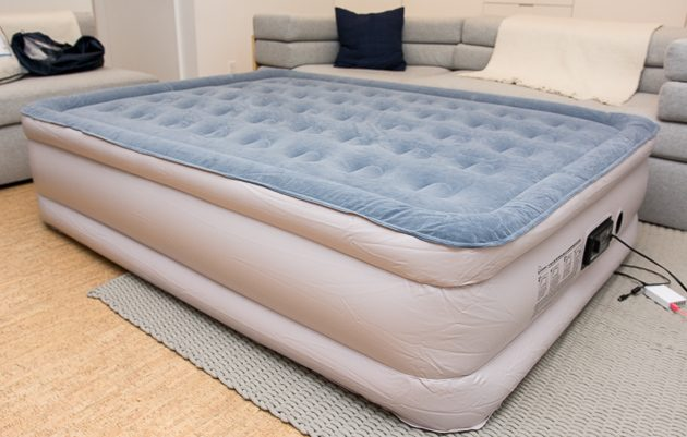 Image showing a Raised Air Mattress