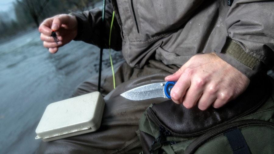 EDC knife length
