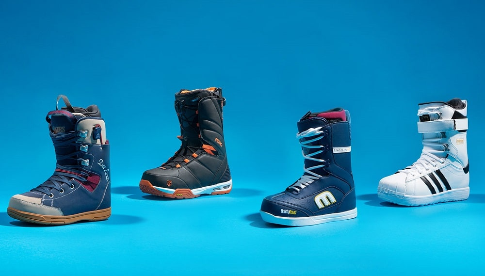 Mens snowboard boots review