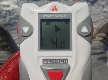 ARVA Pro W Avalanche Beacon