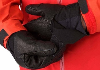 ArcTeryx Agilis gloves