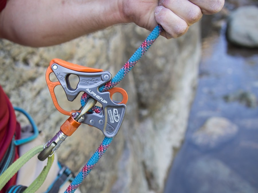 Assisted-Braking Belay Devices