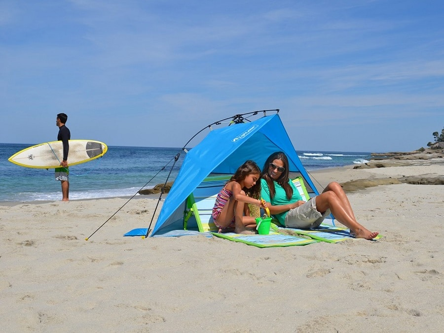Best Beach Canopy For Windy Conditions