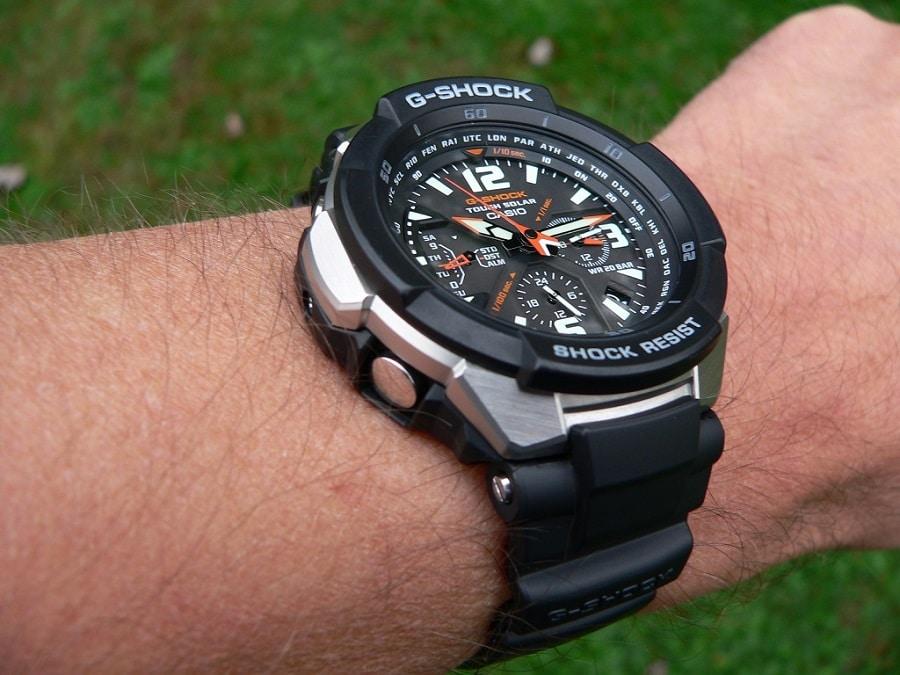 Casio GShock ABC watch