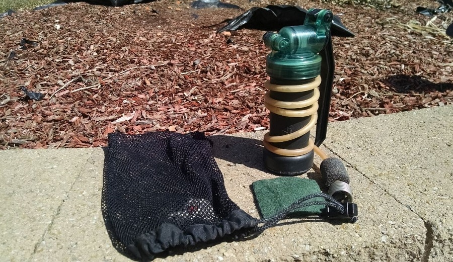 Choose your Backpacking Water Filter