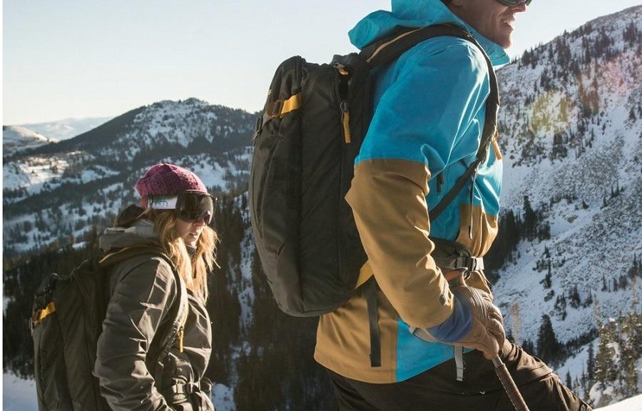 Choose your ski backpack