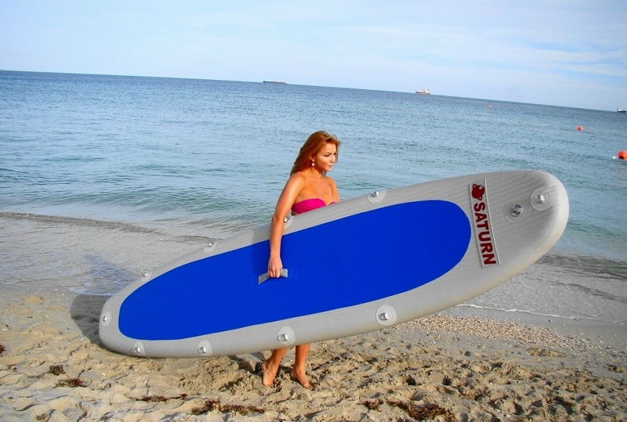Features of Paddling Boards