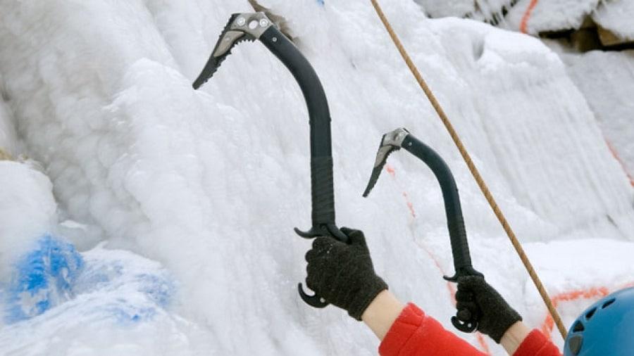 Ice axe length