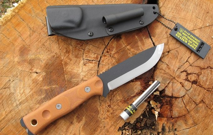 Image showing an Ideal-Bushcraft-Knife