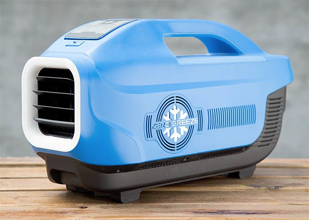 Image showing the Zero Breeze Portable Air Conditioner.