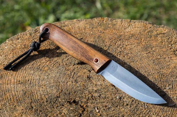 Image showing the Teak TLIM bshcraft Knife