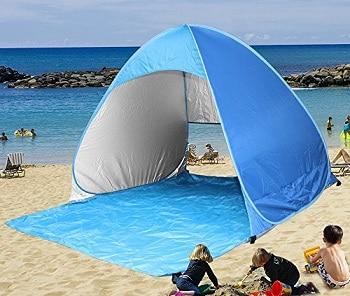 Kany Instant Quick Cabana Beach Tent