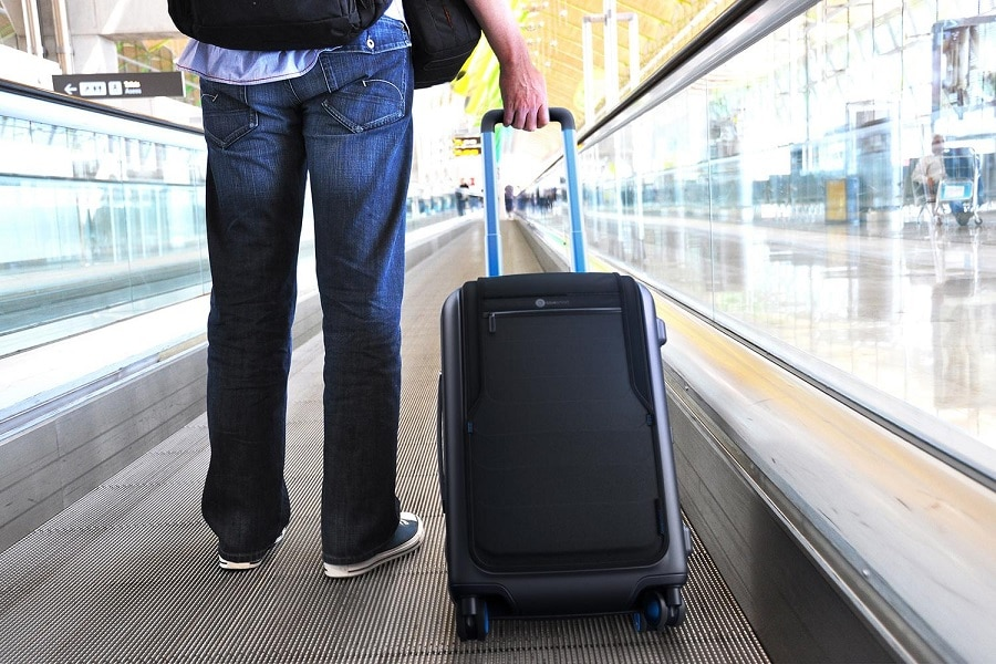 Travel with Carry On Luggage