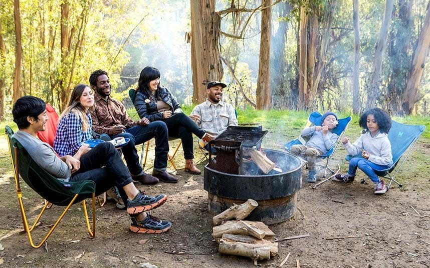 camping campfire and best friend Redrover camping a camper's best friend explore learn deals and you've read about why you should make a campfire on the day after halloween and watched what.