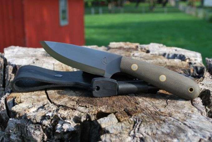 Image showing a pathfinder-knife